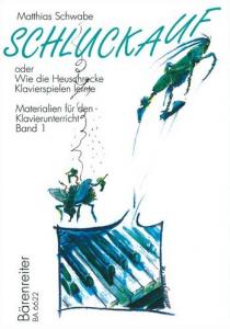 Schluckauf oder Wie die Heuschrecke Klavierspielen lernte, Kassel 1992